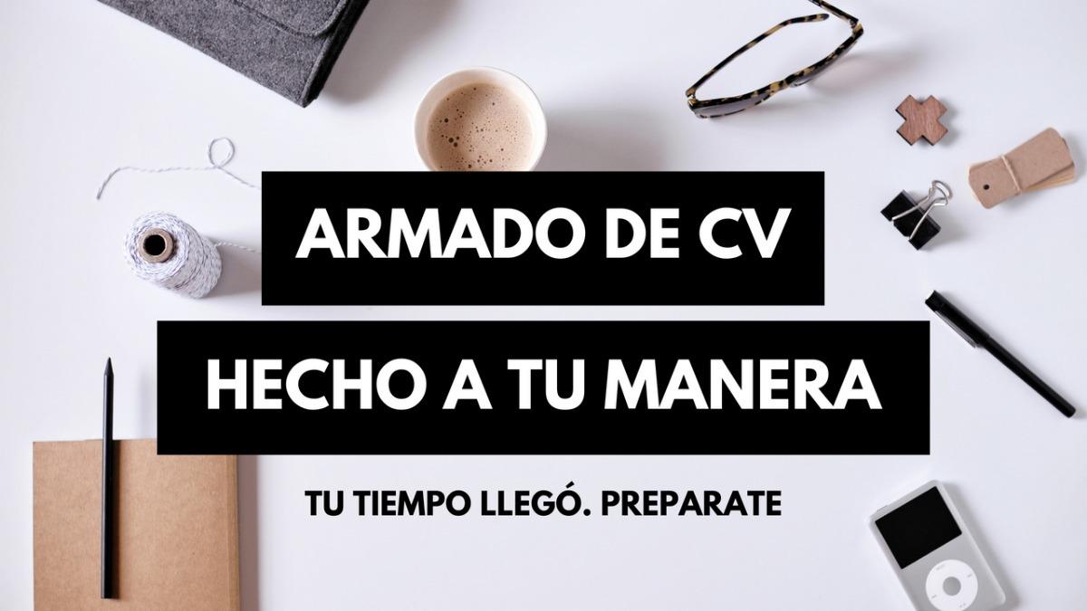 Armado De Curriculum Vitae - Cv | Perfil De Linkedin | - $ 250,00 en ...