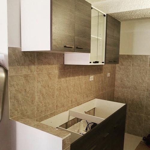 armado e instalación de muebles y cocinas modulares