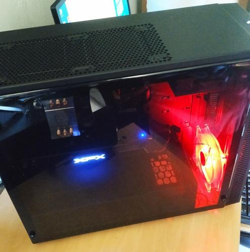 armado personalizado de computadoras gamer y diseño grafico