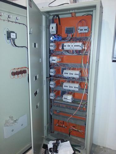 armado y actualización de tableros eléctricos