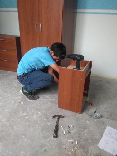 armado y desarmado de muebles
