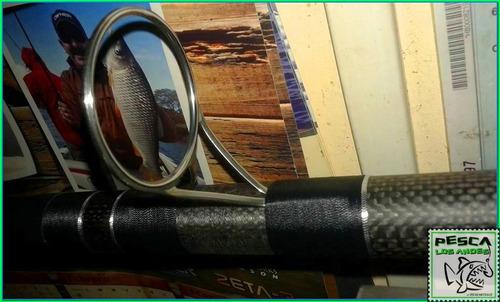 armado y reparación de cañas y reels - líneas de pesca