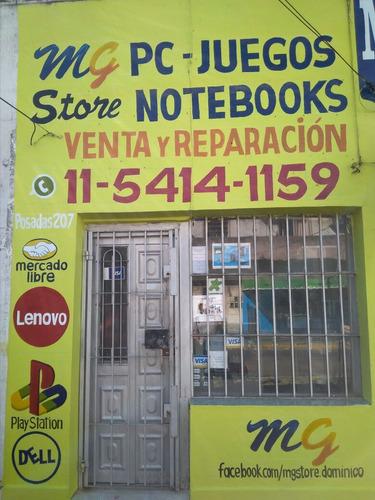 armado y reparación de pc, service de notebook tablet ps4