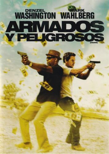 armados y peligrosos 2 guns denzel washington pelicula dvd