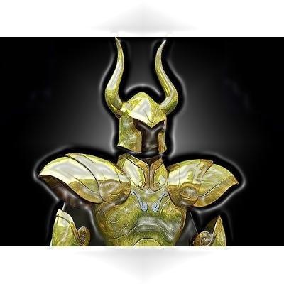armadura capricórnio dos cavaleiros do zodíaco em pepakura.