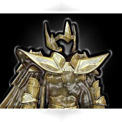 armadura de sagitário dos cavaleiros do zodíaco em pepakura.