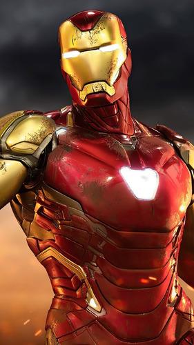 armadura homem de ferro