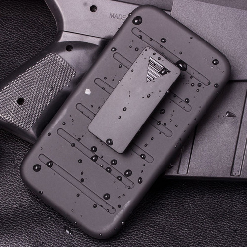 armadura militar polímero - celular s5