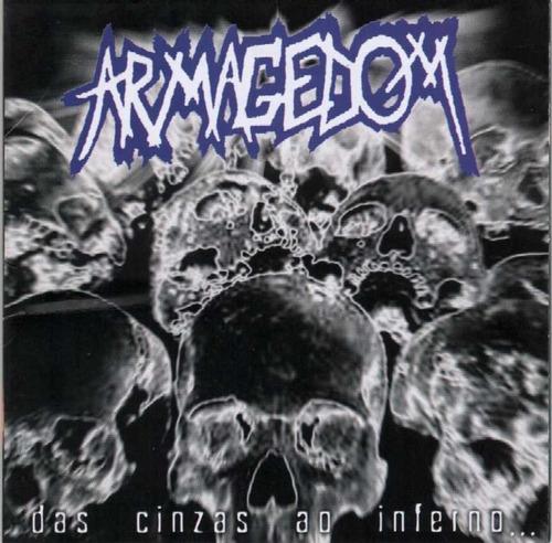 armagedom - das cinzas ao inferno - hardcore crossover punk