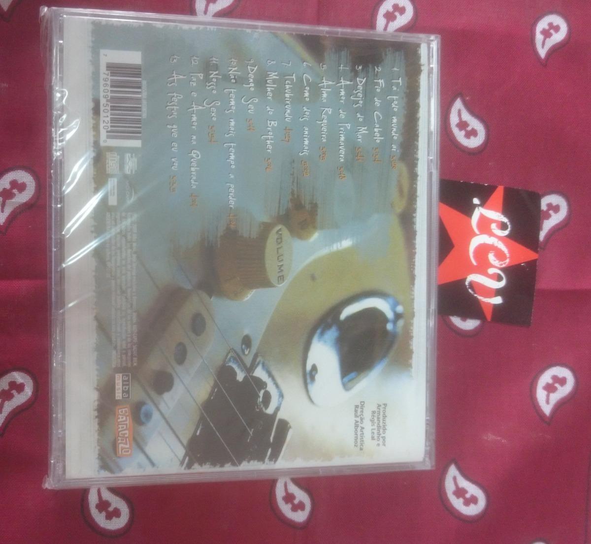 cd do armandinho volume 5