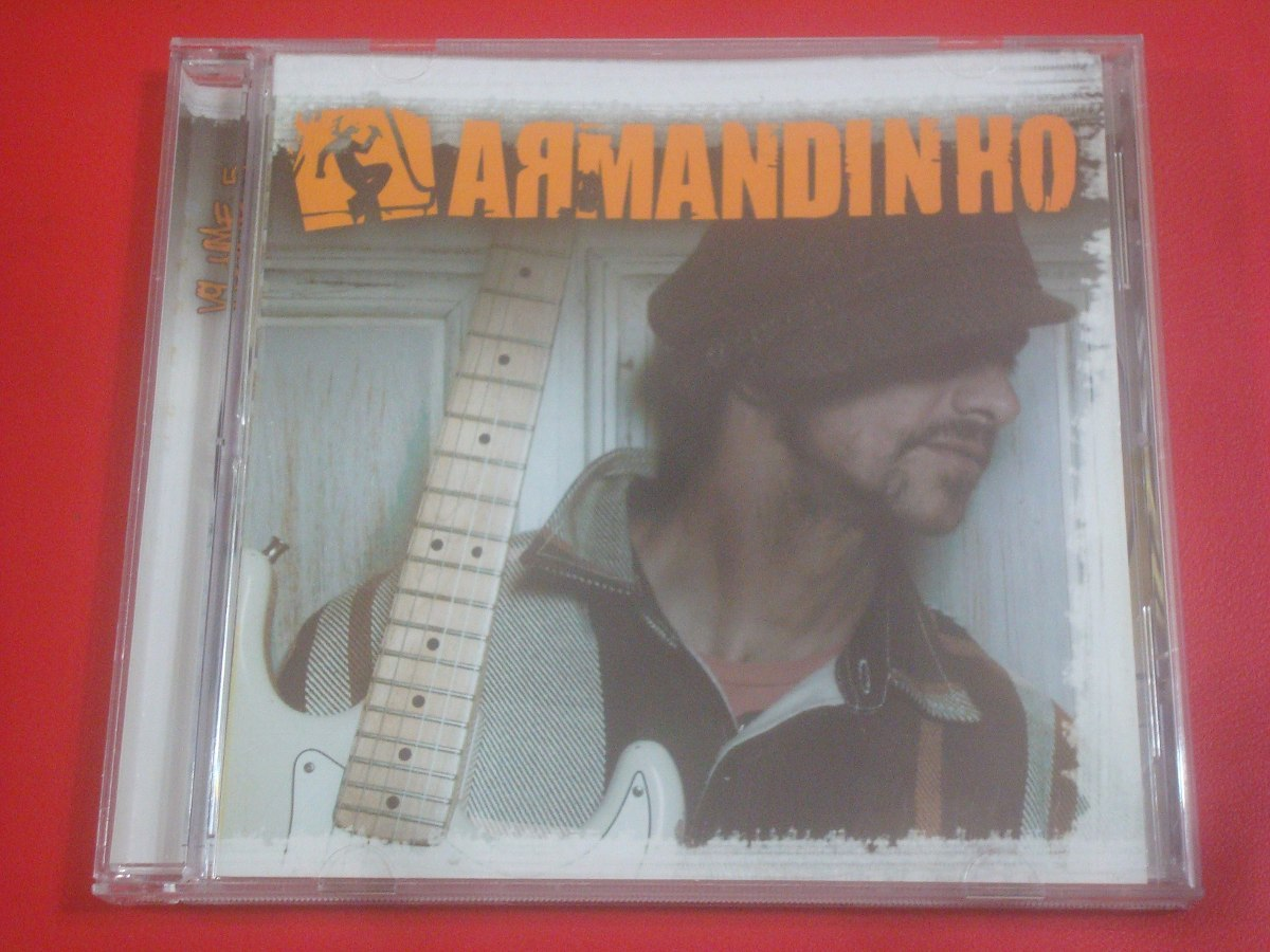 cd armandinho volume 5