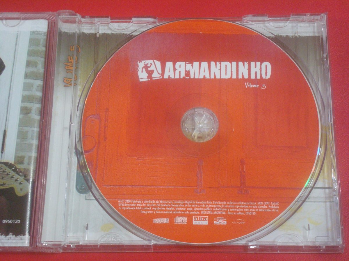 cd armandinho volume 5 gratis