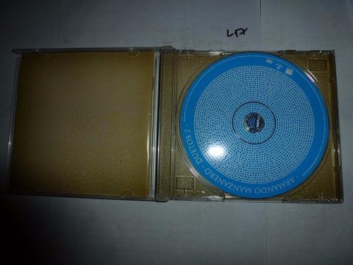 armando manzanero duetos 2  audio cd en caballito*