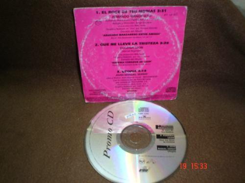 armando manzanero,eugenia leon,joan manuel serrat - cd- daa