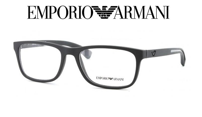 Armani Armazones Marcos De Lectura Modelo Ea 3092 Mate Envio ...