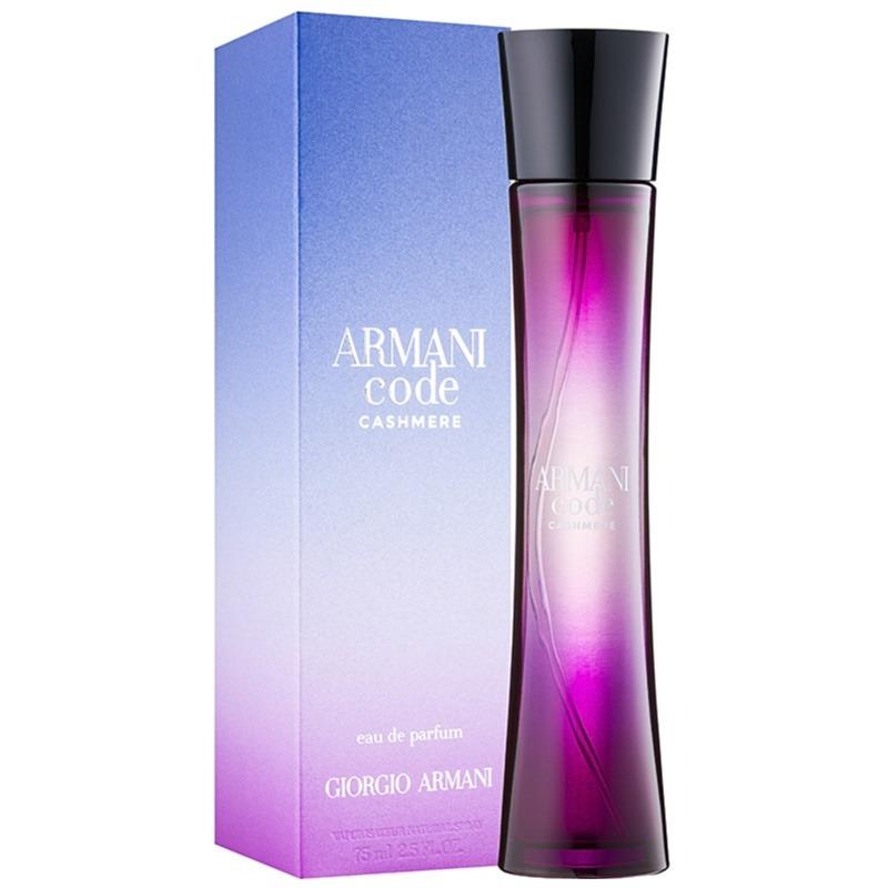 cf3e238d9cc Armani Code Cashmere Feminino 30 Ml Eau De Parfum