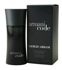 armani code edt amostra 2,5ml spray 100%original