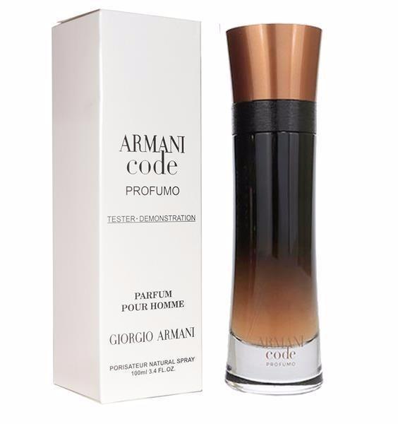 11889f0ef Armani Code Profumo 110 Ml   Tester - R$ 299,00 em Mercado Livre
