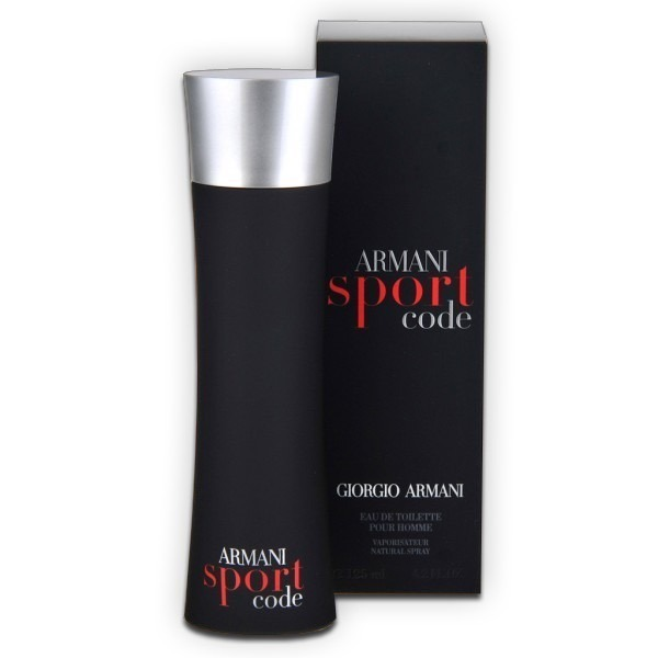 e6f5f7f61c17d Armani Code Sport 75ml - Perfume De Hombre Original -   2.400
