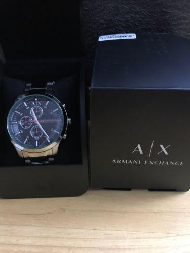 ad782be309a3 Armani Exchange Ax2163 Reloj De Pulsera Para Hombres ...