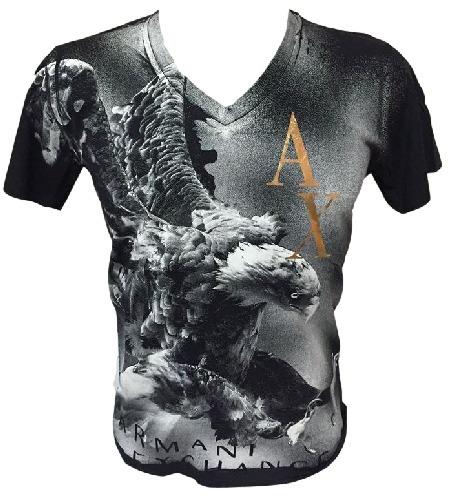 Armani Exchange - Camisetas Nova Coleção - R  73,90 em Mercado Livre a731f4f9e9f