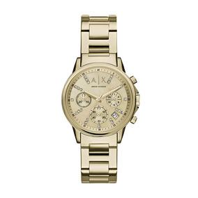 76cf24aa0232 Reloj Armani Dorado Ax3141 Mujer - Relojes y Joyas en Mercado Libre Colombia