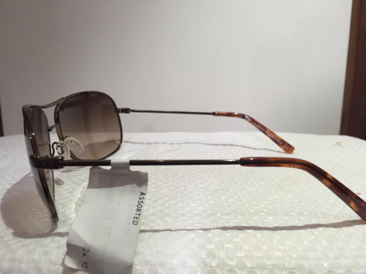 armani exchange oculos de sol masculino original nunca usado. Carregando  zoom. 6012a50f54