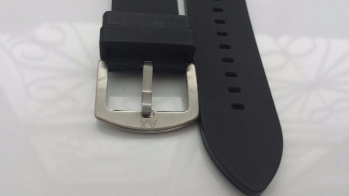 ddcac80a2f6 Pulseira Relógio Armani Exchange Ax1040 Ax1042 Ax1050 - R  85