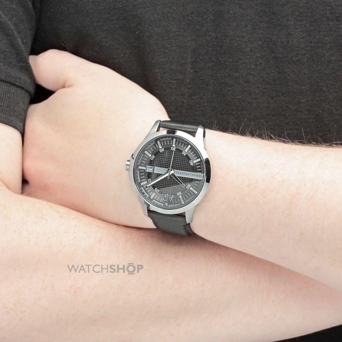 Relógio Armani Exchange Ax2101 - R  959,00 em Mercado Livre be2583bef1