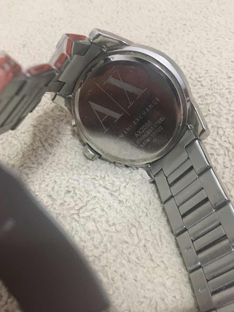 3c709654a4c Relógio Armani Exchange Ax2058 Original - R  533