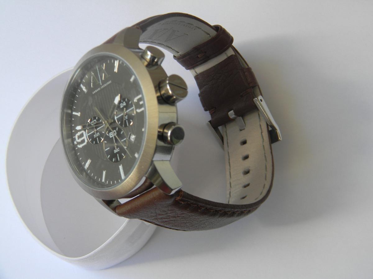 1899e3471ea Carregando zoom... relógio armani exchange ax 1360 importado dos eua  original