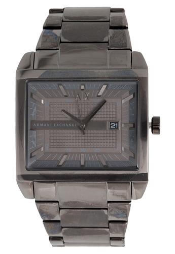 armani exchange relógio masc