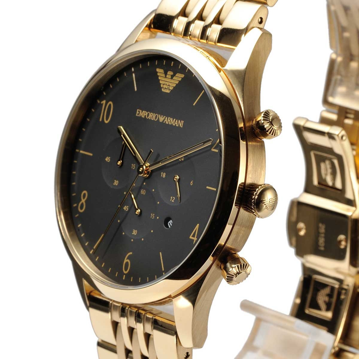 f9f7ecb5d2d4 Reloj Emporio Armani Hombre Ar1893 Cronógrafo Envío Gratis ...