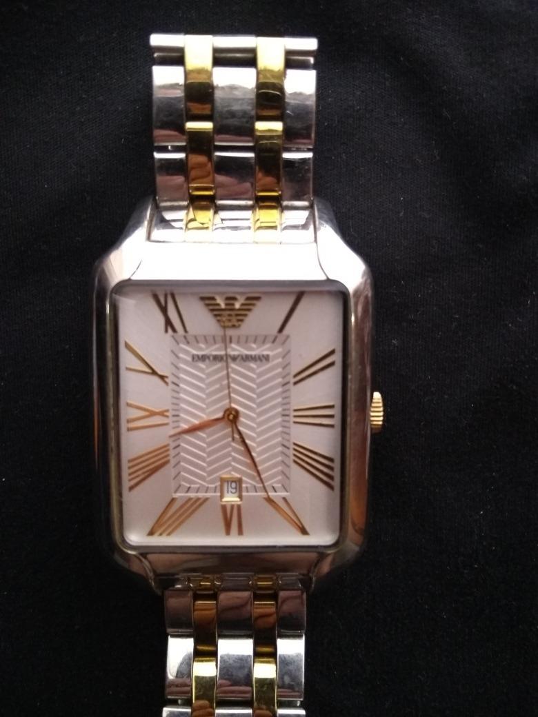 85bc8e65877a Cargando zoom... bs 60mil vendo reloj emporio armani ar0484 original  (hombre)