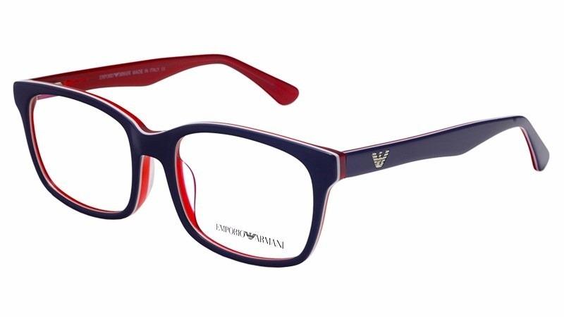 Carregando zoom... armação armani p  óculos de grau masculina feminina  original 5d844f87eb