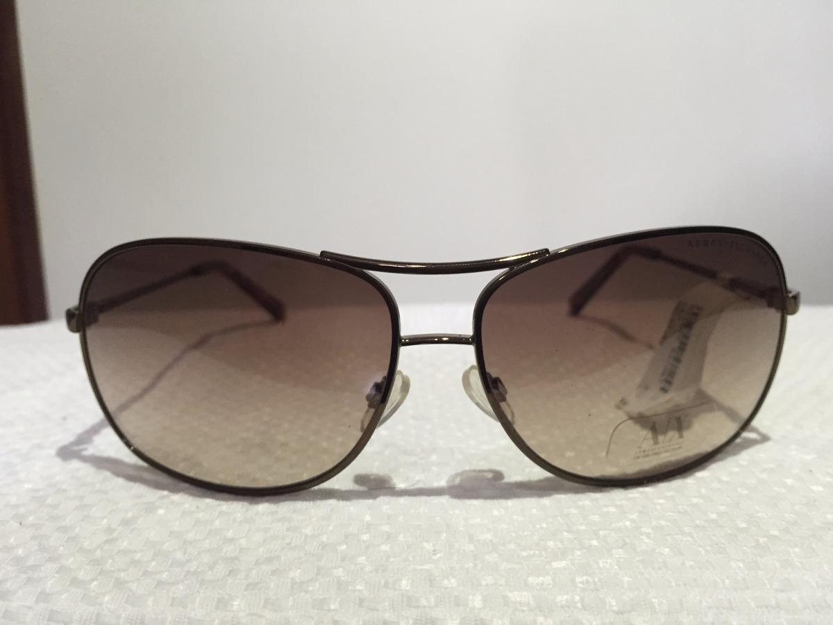 137a11ff4e1 Armani Exchange Oculos De Sol Masculino Original Nunca Usado - R ...