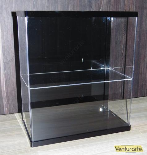 armarinho/ display para produtos em acrílico - com led's