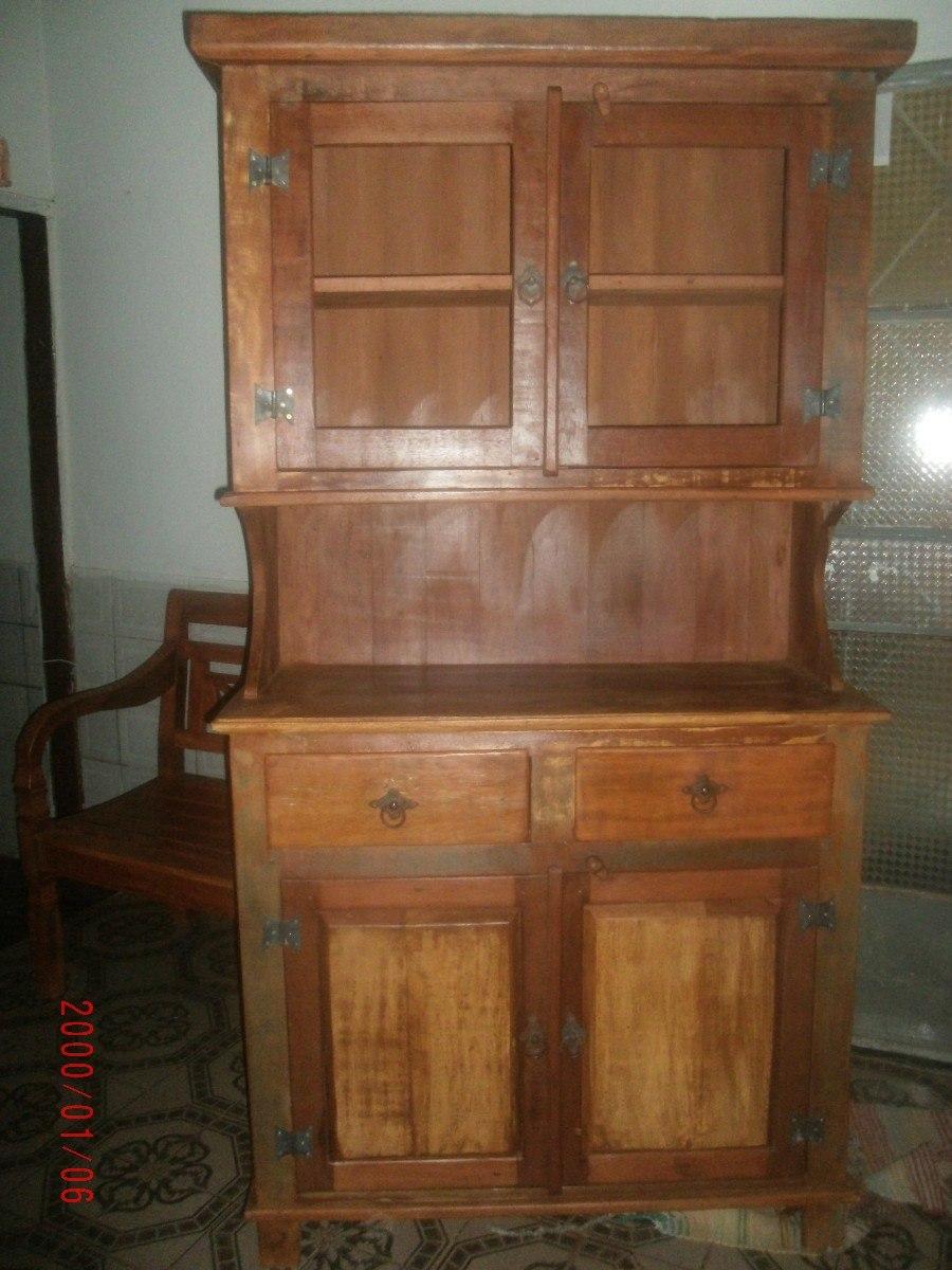 Armario bahiano em madeira rustica r em for Como pintar puertas de sapeli