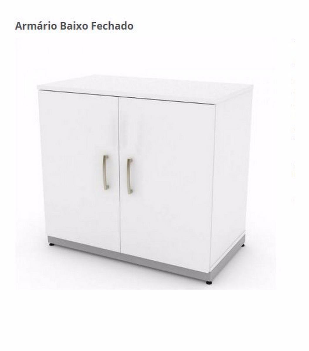 Aparador Relva Electrico ~ Armário Baixo Fechado Em Mdf R$ 530,00 em Mercado Livre