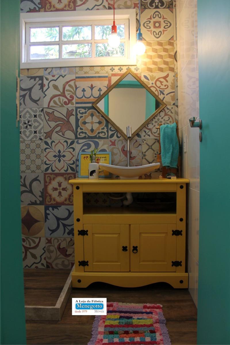 Armario De Madeira Banheiro : Armario banheiro moveis para madeira