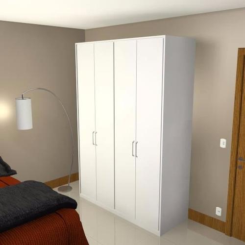 armário com 2 portas deslizantes 100% mdf