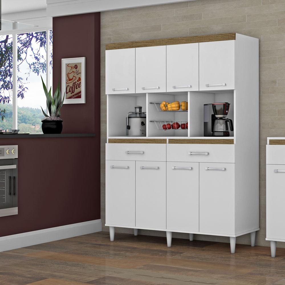Armario De Cozinha Zoom Best Foto Cozinha Completa Mdulos Portas