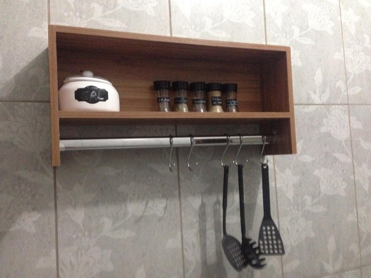 Adesivo De Alto Impacto Para Que Serve ~ Armario Cozinha Com Var u00e3o Nicho Cozinha R$ 175,00 em