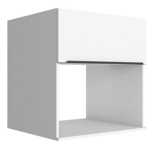 armário cozinha itatiaia aéreo pd 1ph-65 fno gourmet branco