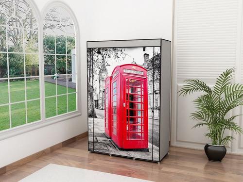 armario de caseta telefonica londres para ropa envio gratis