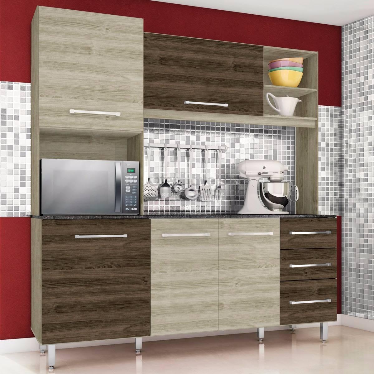 Armario de cozinha lirio ii irmol r 669 90 em mercado for Armarios de cocina en kit