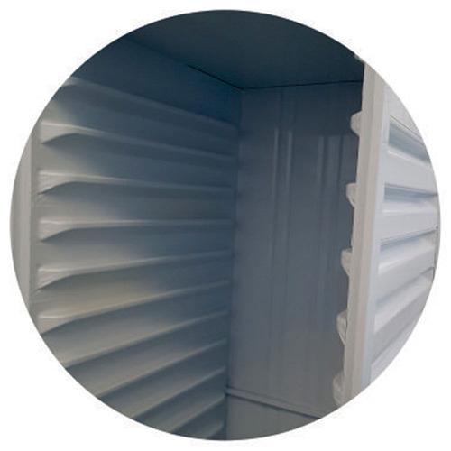 armário estufa pão frances ac20 carrinho vazio