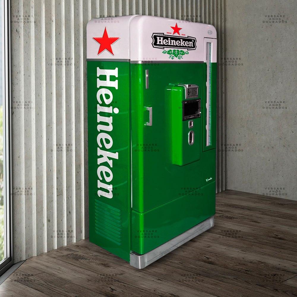 Armário Jukebox Com Multimídia E Dvd Heineken - R  9.900 16f24eb2439