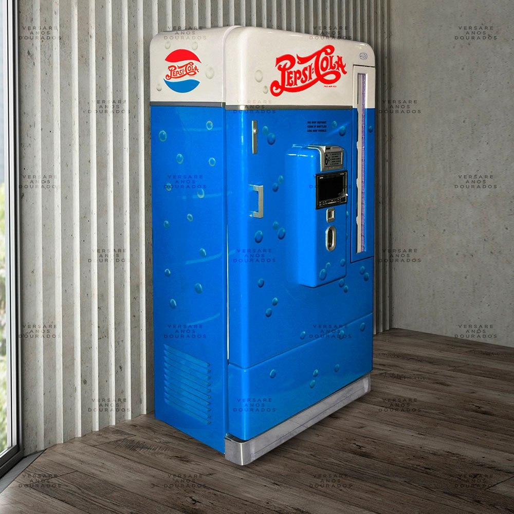 Armário Jukebox Com Multimídia E Dvd Pepsi Cola - R  9.900 595bdc936fe