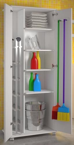 armário lavanderia multiuso 2 portas - pronta entrega !!!